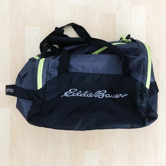 Eddie Bauer Handbags - Eddie Bauer Duffel Bag in Men and Women 8ad1185fb9b8c